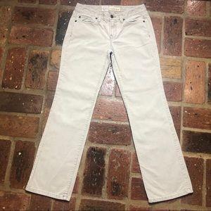 Ann Taylor Loft Corduroy Pants Original Boot - 2P